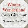 2012 Winter Wonderland $500 Cash Giveaway