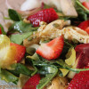 Curried Chicken and Strawberry Salad