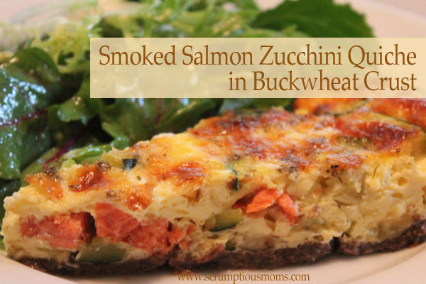 SalmonZucchiniQuicheBuckwheat