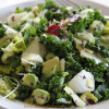 Black Kale and Endive Salad