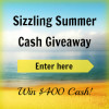 $400 Summer Cash Giveaway