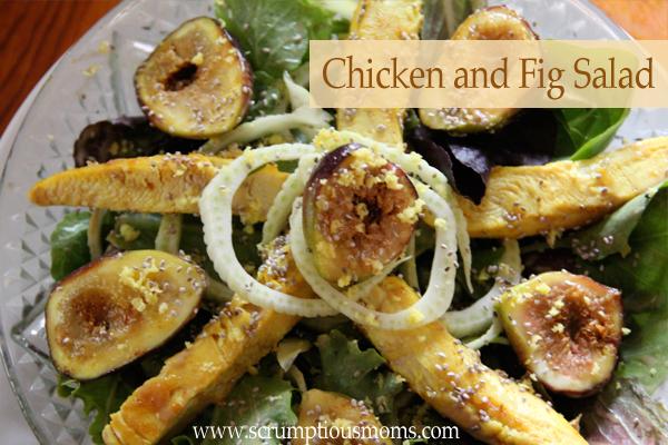 ChickenFigSalad