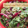Spinach and Red Cabbage Salad