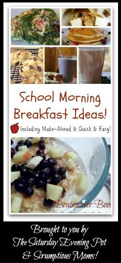 School morning Breakfast Ideas