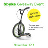 Fabulous SBYKE Giveaway!  Perfect for Christmas – Winner FamilyFun Magazine