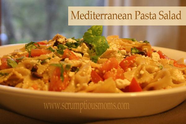MediterraneanPastaSalad