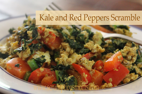 KaleRedPepperScramble