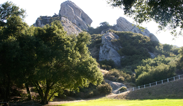Big Rock Ranch in Topanga is the home of Cali-Camp.