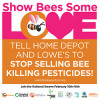 Send our Bees Some Love this Valentine's Day!