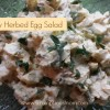 Creamy Herbed Egg Salad