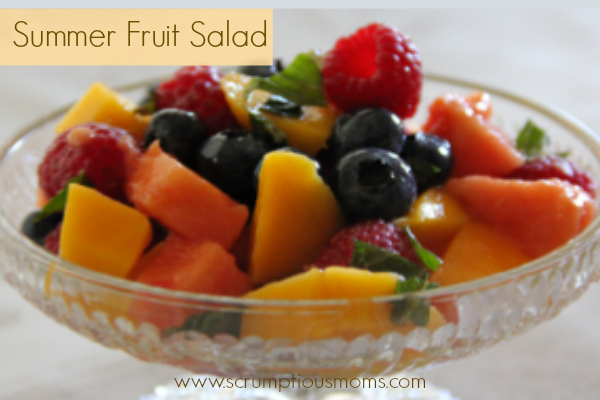 SummerFruitSalad