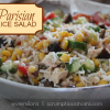Parisian Rice Salad with Tuna