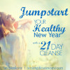 Jumpstarting My Healthy New Year with a 21 Day Cleanse