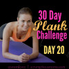 30 Day Plank Challenge Day 21 – Enjoy the Rest!