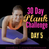 30 Day Plank Challenge Day 5 – Side Plank Dips