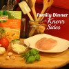Knorr Sides Saves Our Family Dinner!  Easy Creamy Bruschetta Chicken