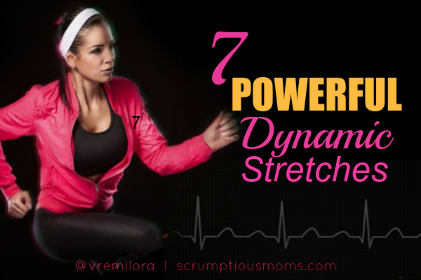 7 Powerful Dynamic Stretches title image