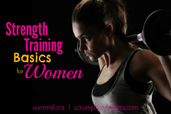 Strength Training for Women title image