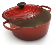 Le Creuset French oven UHC June Grand Prize
