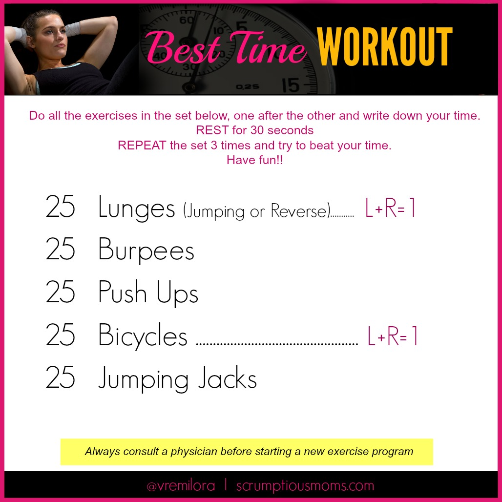 Best-Time-Ever-Workout