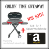 Summer Grillin' Coleman Grill and $100 Gift Card Giveaway