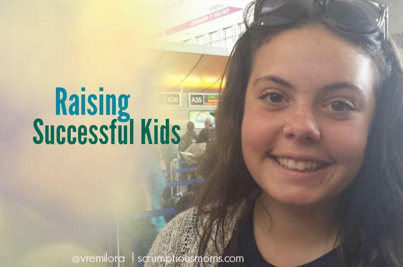 Raising Successful Kids Title image