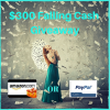 Falling Cash $300 giveaway title image