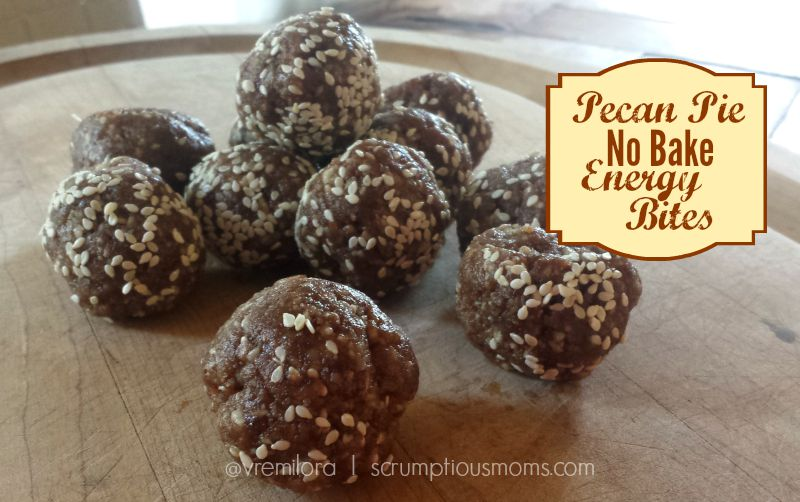 Pecan Pie Energy Bites recipe image