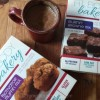 Lavender Hazelnut Brownies and Fit Body Bakery Giveaway