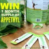 Win a One Month Supply of Appethyl