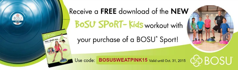 Bosu Sport free download offer