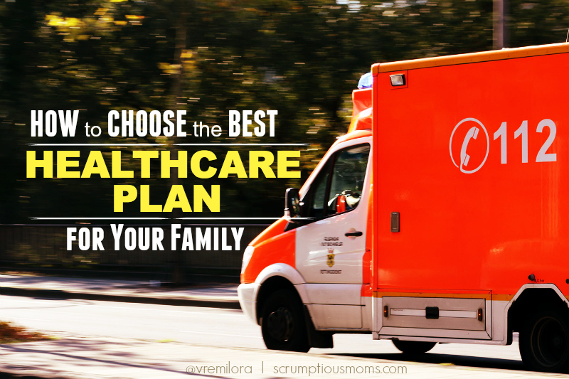 How to choose the right healthcare plan title image