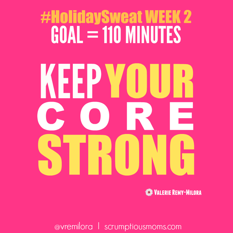 Keep our core strong graphic