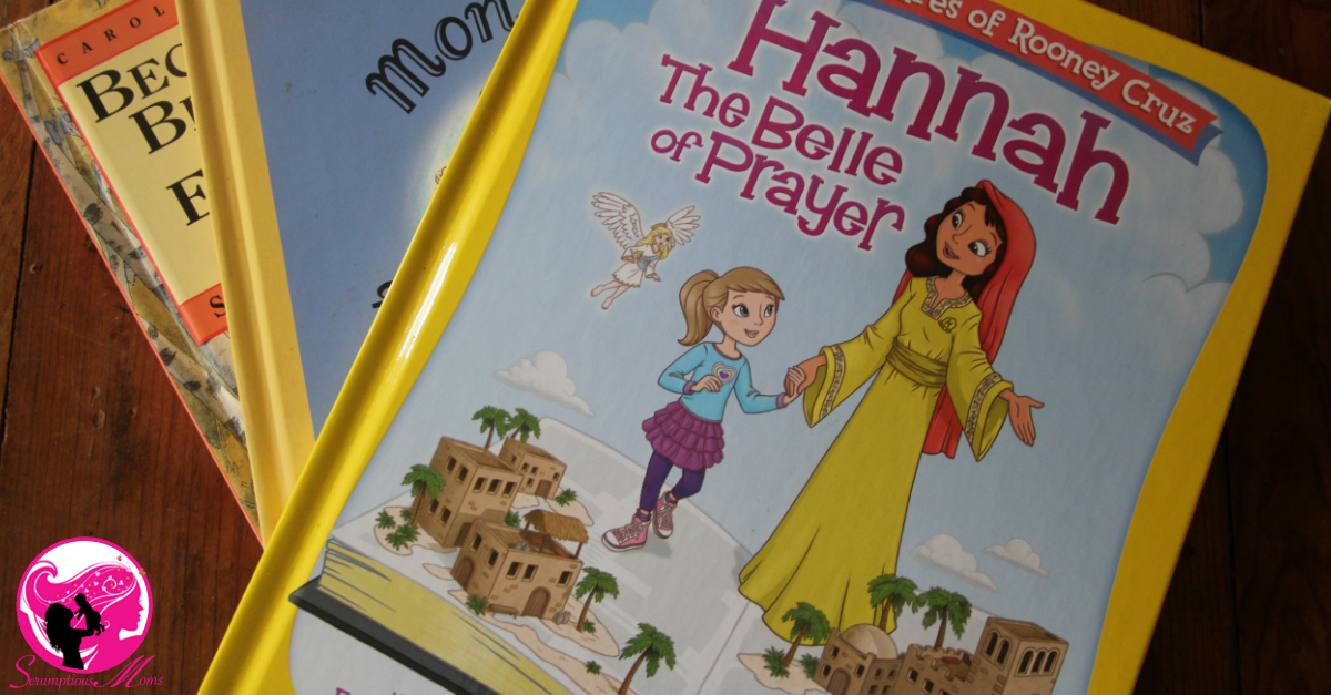 Hannah the Belle of Prayer book cover