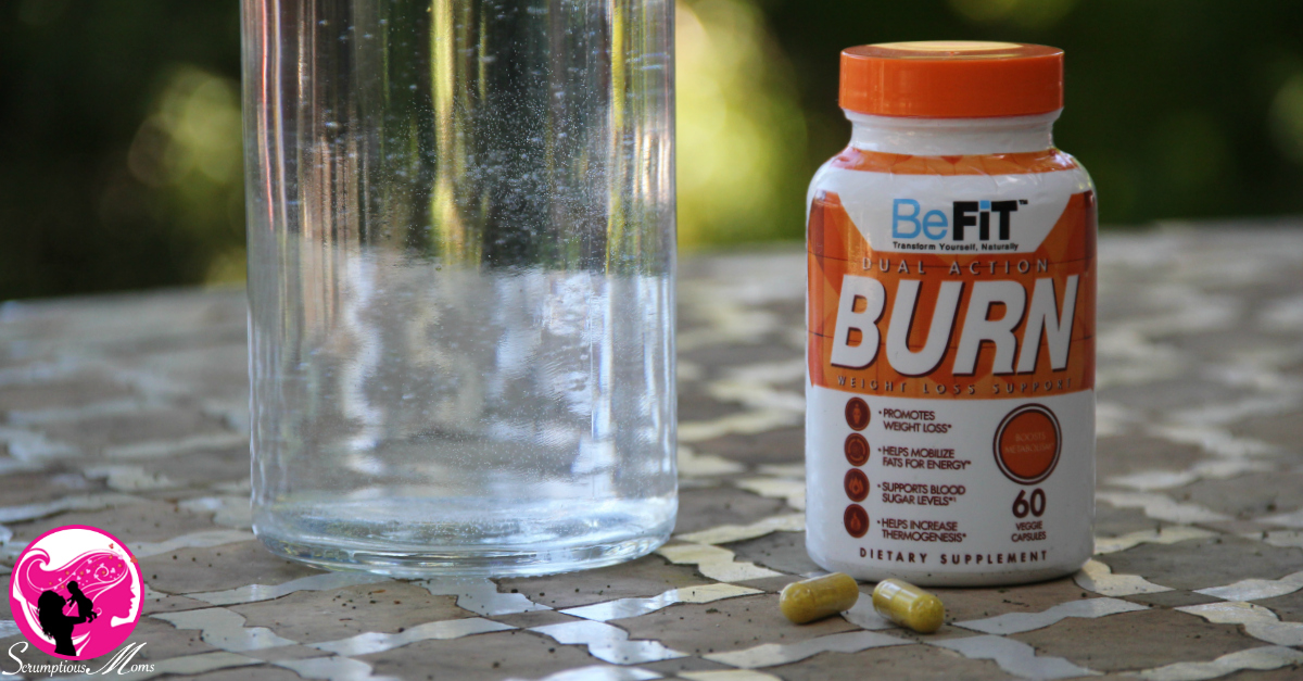 BeFit BURn bottle
