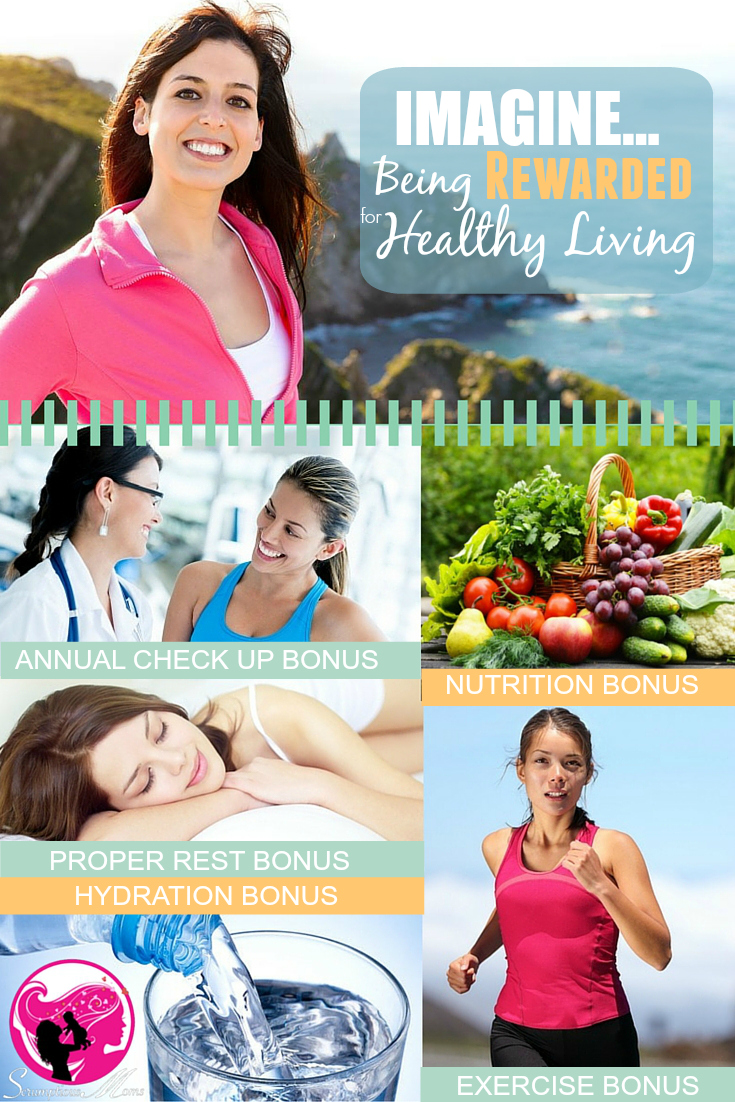 Healthy Habits collage
