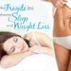 Sleep and weight loss title image