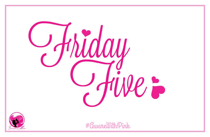 Friday Five title image