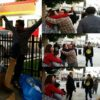 Special moments with homeless on New Years day
