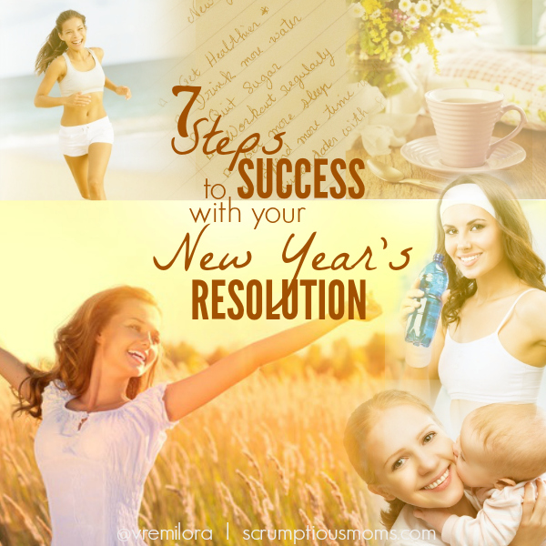 New Year 7 Steps to Success Title Image